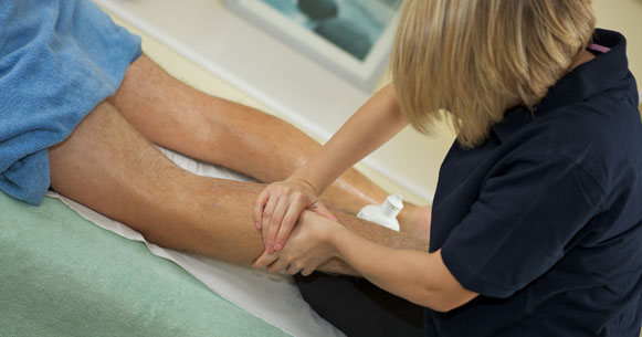 Sports Massage Keith James Physiotherapy