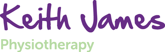Keith James Physiotherapy logo